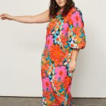 INGRID DRESS- Mara Hoffman Launches Extended Sizes up through a size 20!