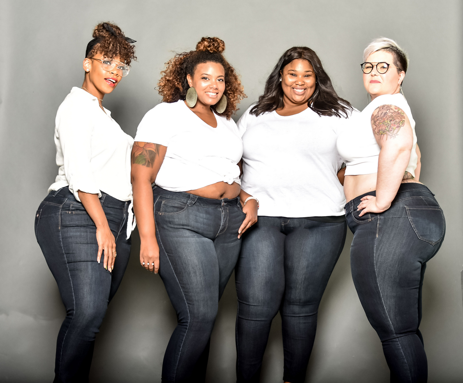 """Democracy """"Ab"""" Solution Plus Size Jeggings Review"""
