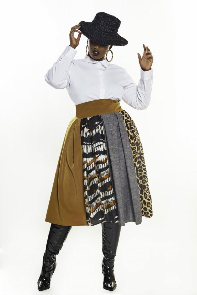 JIBRI Panel Skirt