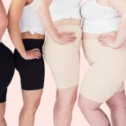Thigh Society- Plus Size Slip Shorts on sale now