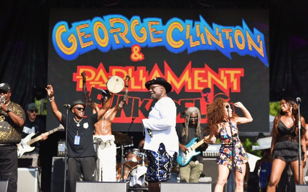 Day 2 - George Clinton & Parliament
