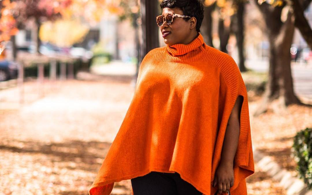 dd6580ebce4 She's Got the Look! Here are 20 Plus Size Fall Outfit Inspirations ...