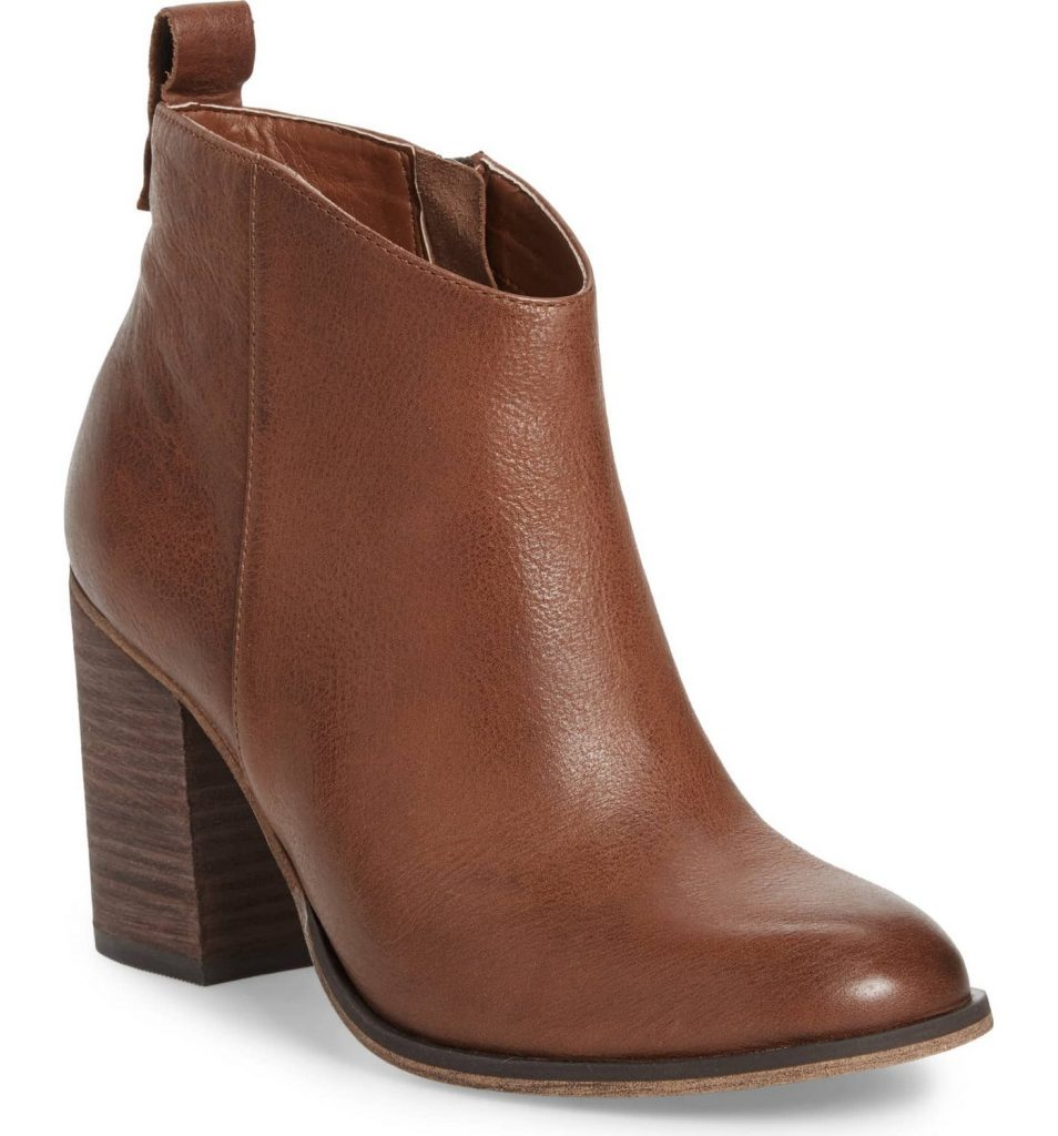 13 Must Rock Wide Width booties for the Fall- BP Lance Block Heel Wide Width Bootie