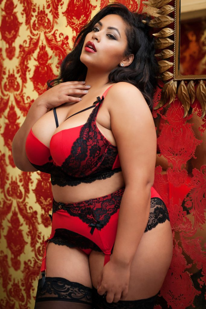 Lovehoney Launches Plus Size Lingerie Collections- Belle Amour