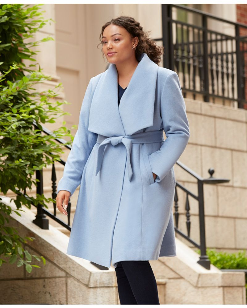 13 Non Black Plus Size Coats To Keep You Stylishly Warm This Fall