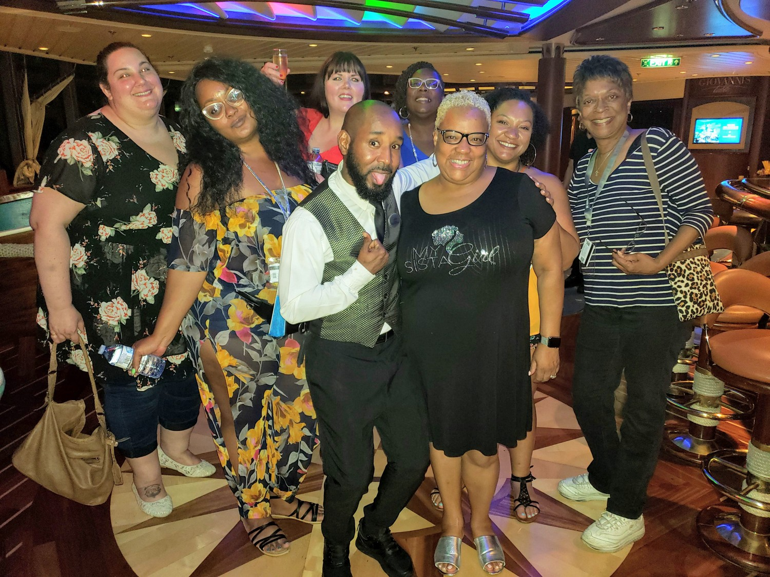 Our very 1st TCFCruise- a plus size cruise by The Curvy Fashionista