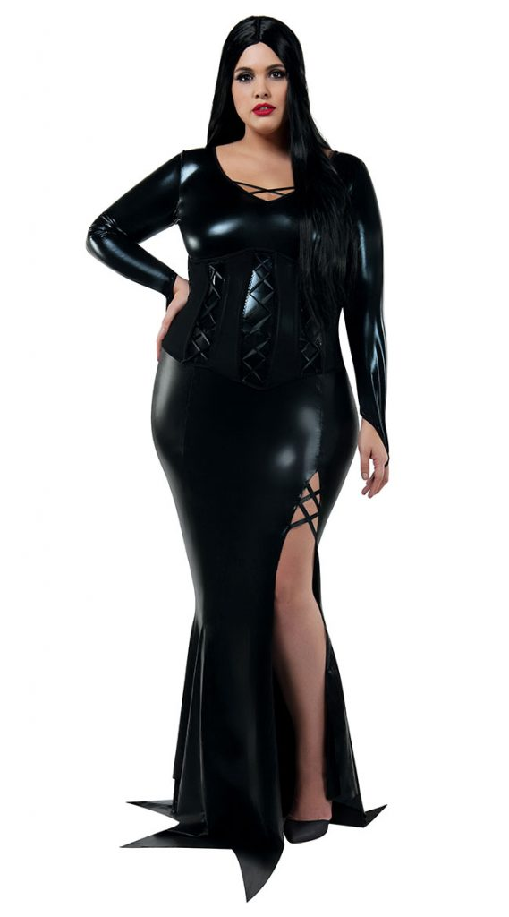 Plus Size Cara Mia Mistress Costume