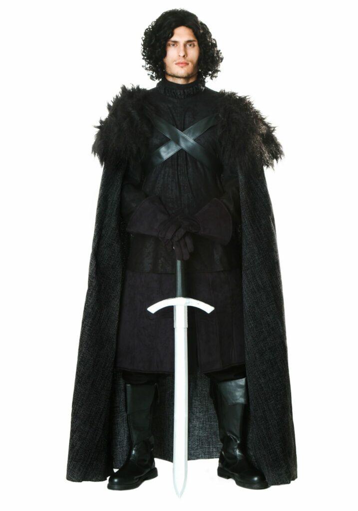 Plus Size Dark Northern King Costume