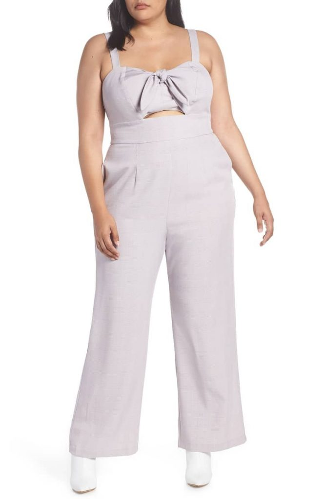 Wayf Plus Size Roxy Jumpsuit