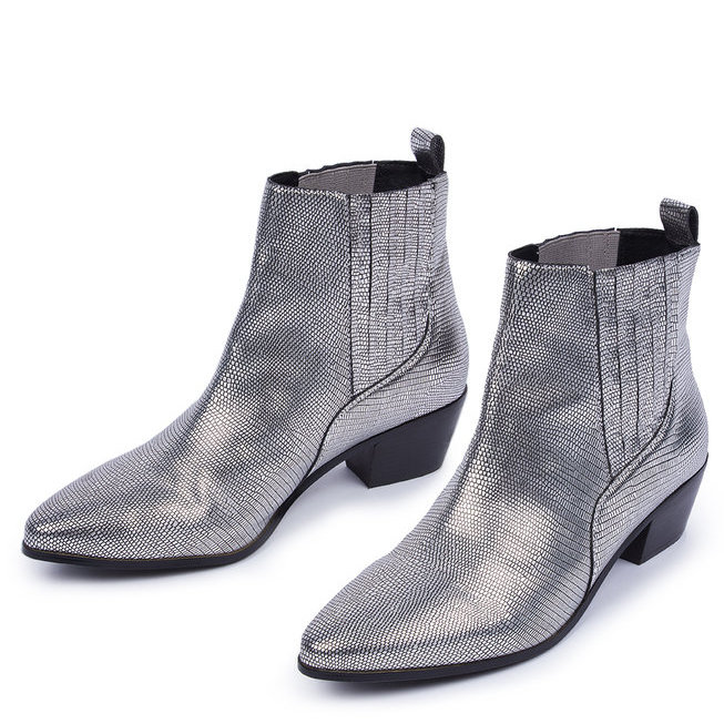 13 Must Rock Wide Width booties for the Fall-Western Wide Width Bootie