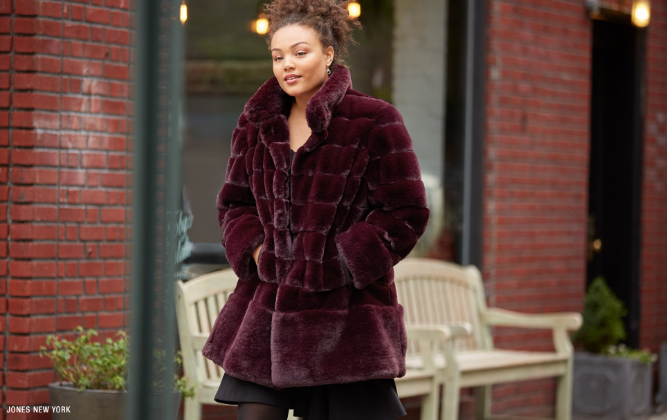 0eeb166f642 13 Non-Black Plus Size Coats To Keep You Stylishly Warm this Fall!
