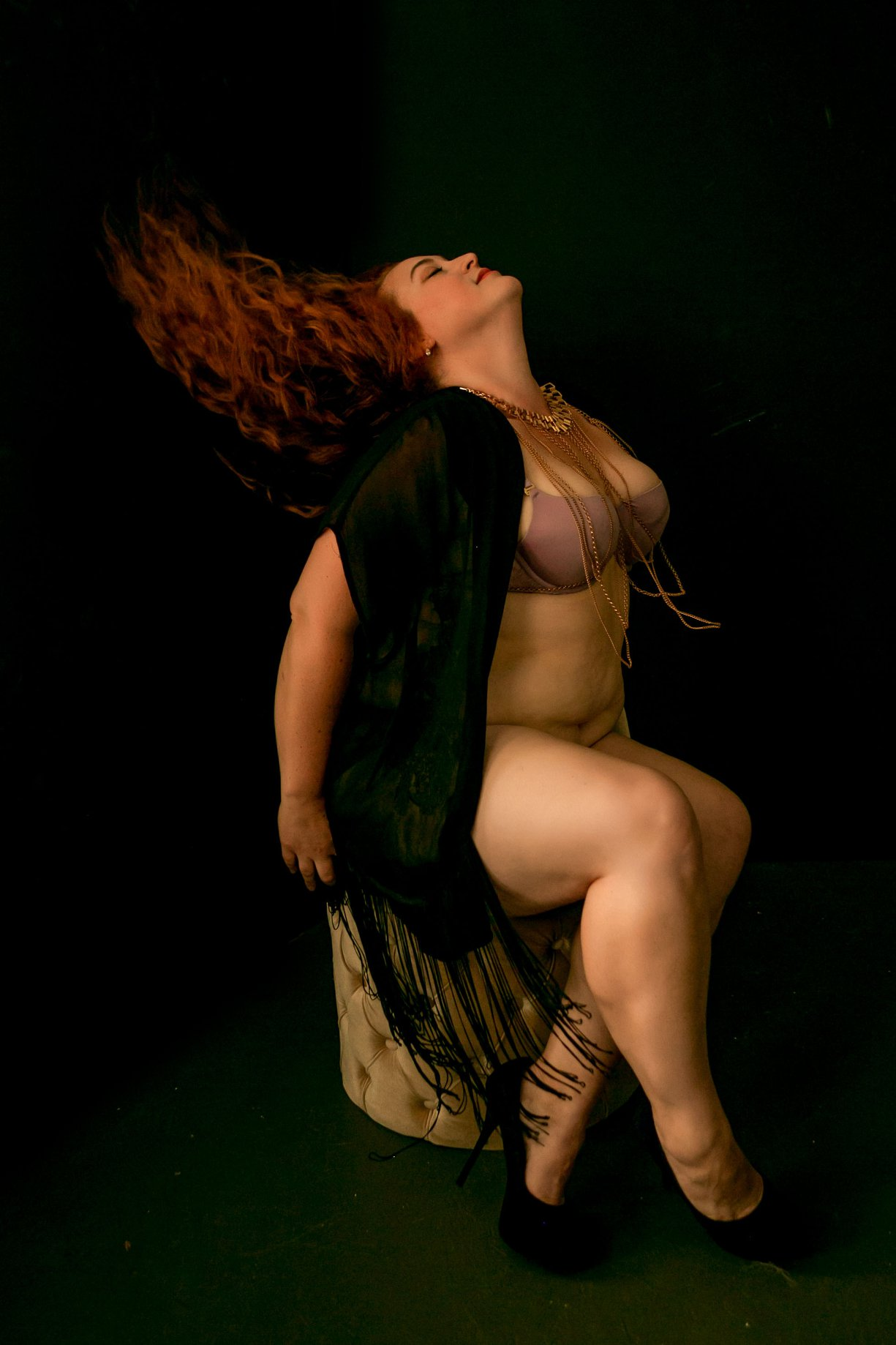 Shot By Plus Size Photographer Suma Jane Dark