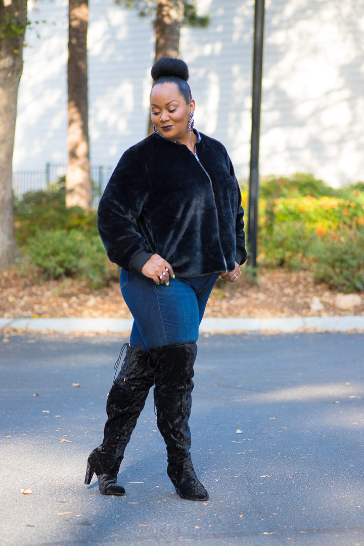 Marie Denee- The Creator of The Curvy Fashionista