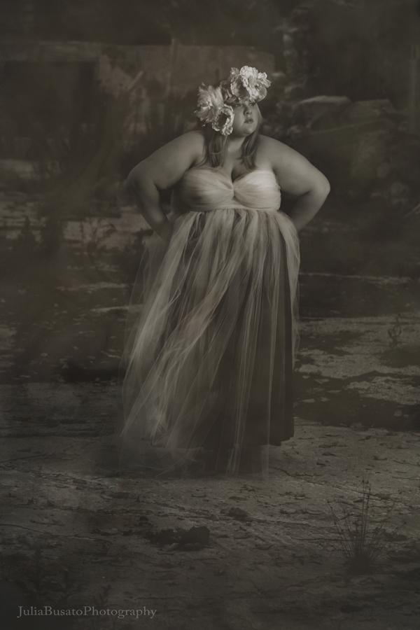 Shot by Plus Size Photographer- Julia Busato Photography
