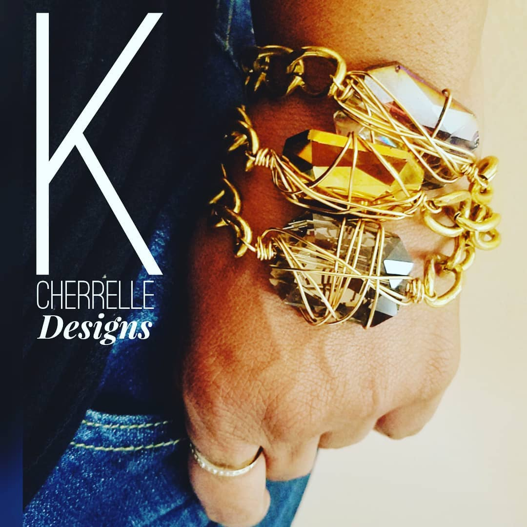 Small Business Saturday with K Cherrelle Designs