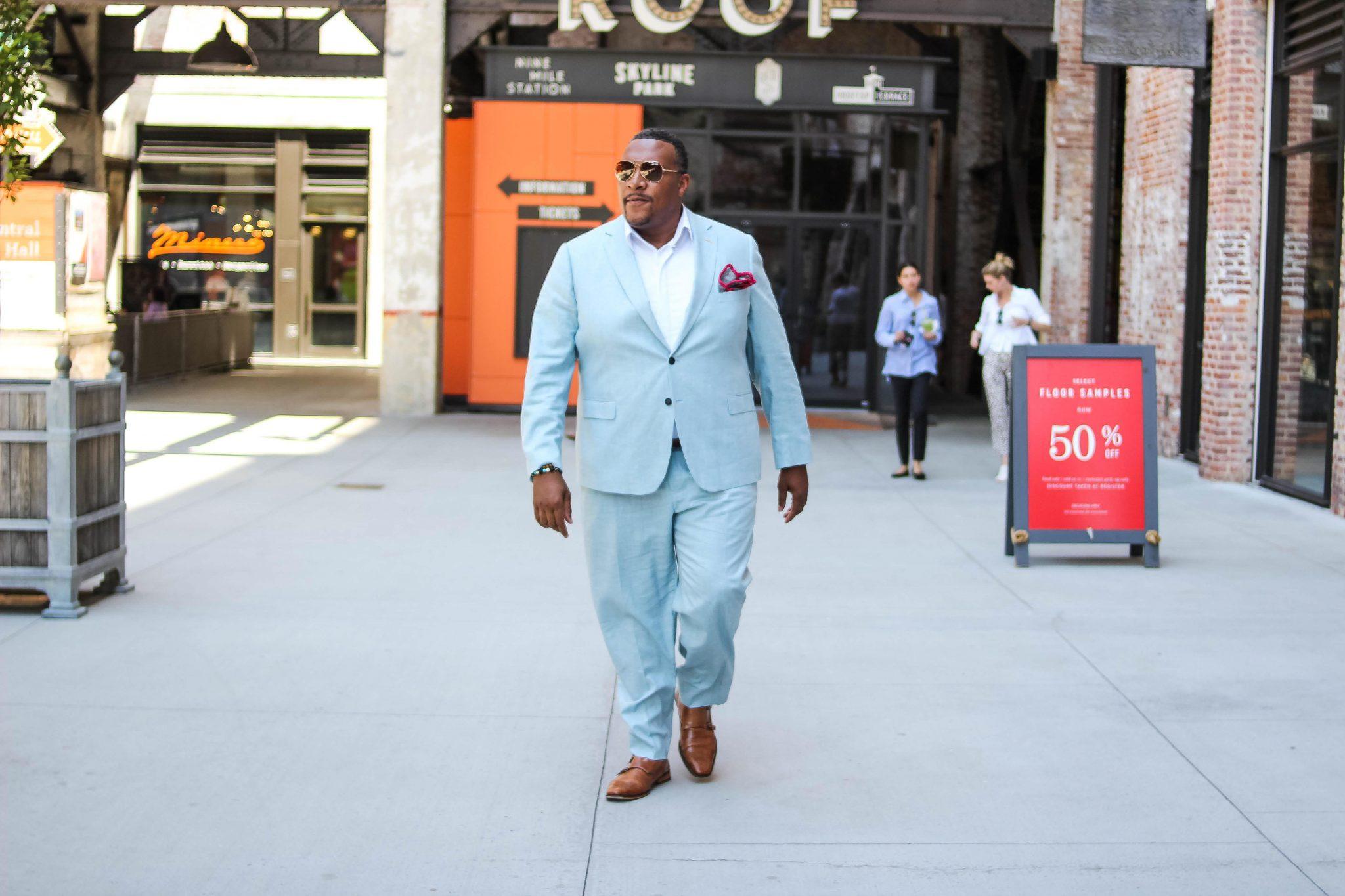 big & tall brands Big Man Culture