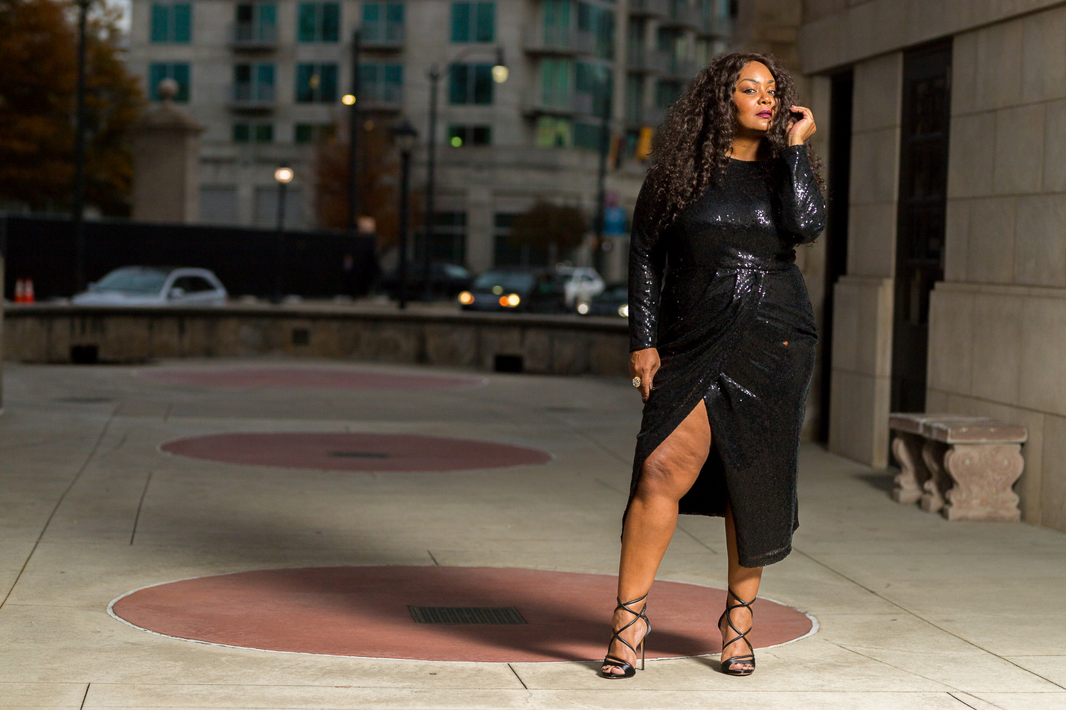 Eloquii x TCFTurns10 Giveaway on The Curvy Fashionista