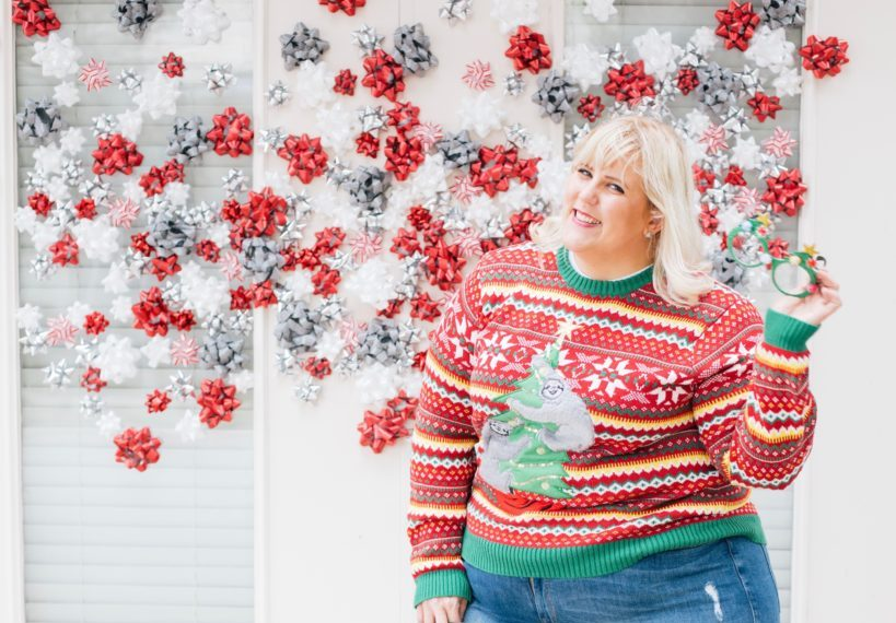 Plus Size Ugly Christmas Sweater.Need An Hilarious Playful Or Ugly Christmas Sweater Here