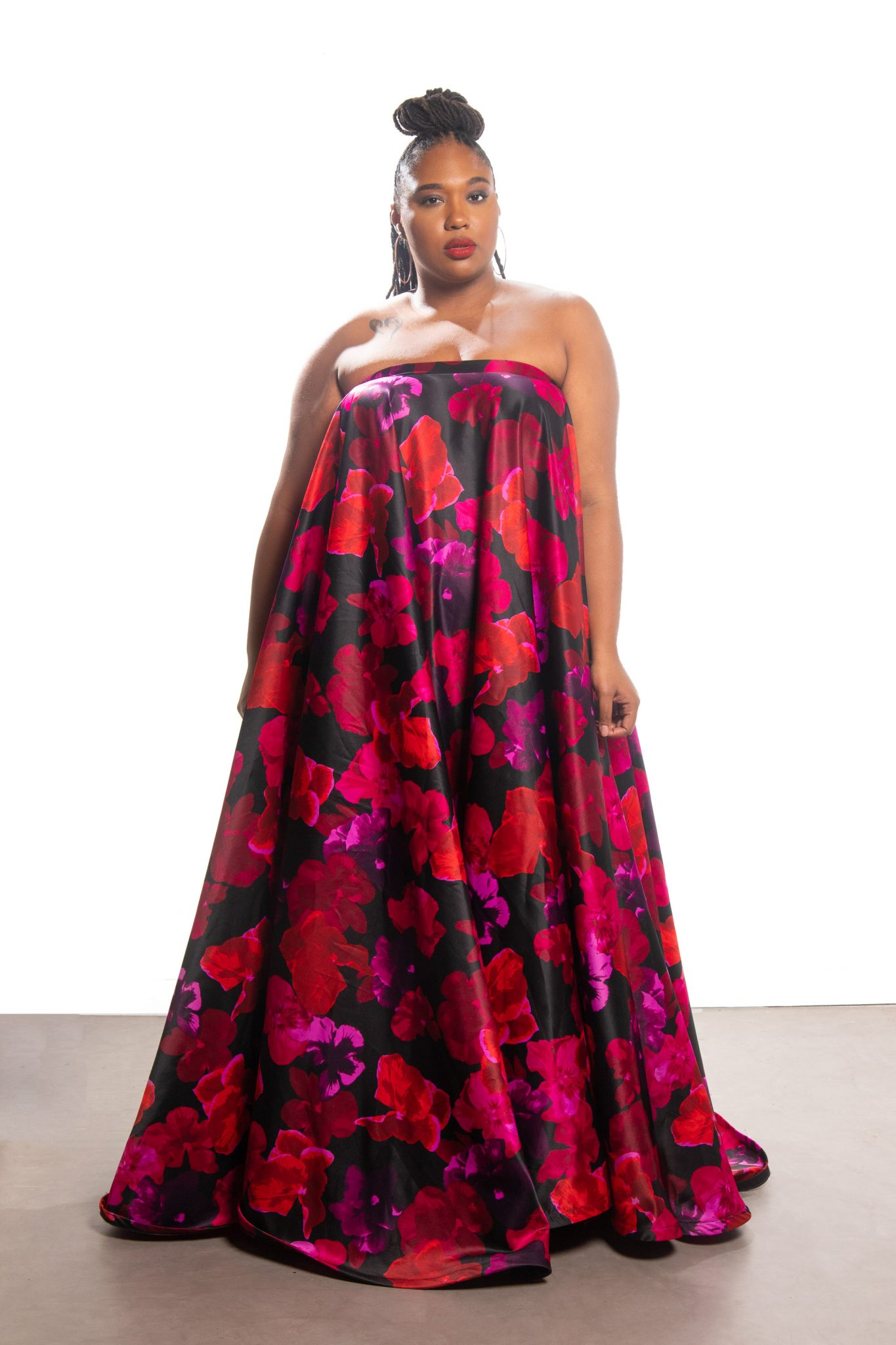 Plus Size Designer- Courtney Noelle Holiday Collection