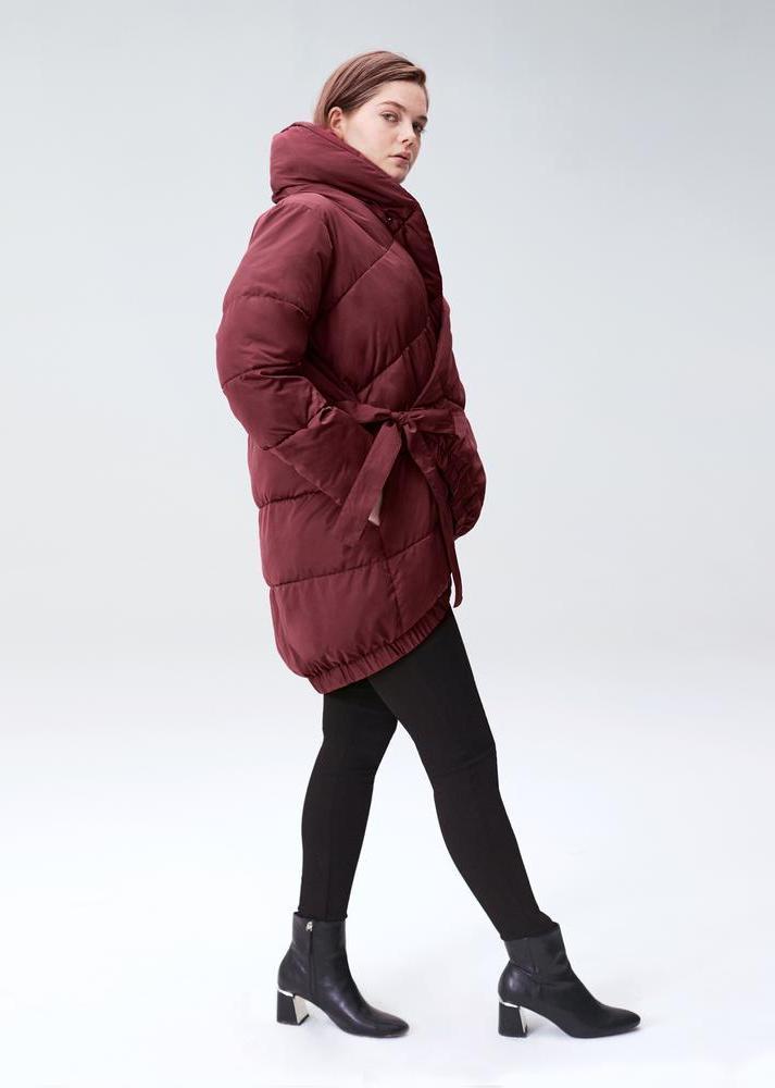 25 Must Rock Plus Size Puffer Coats- Kanda Puffer