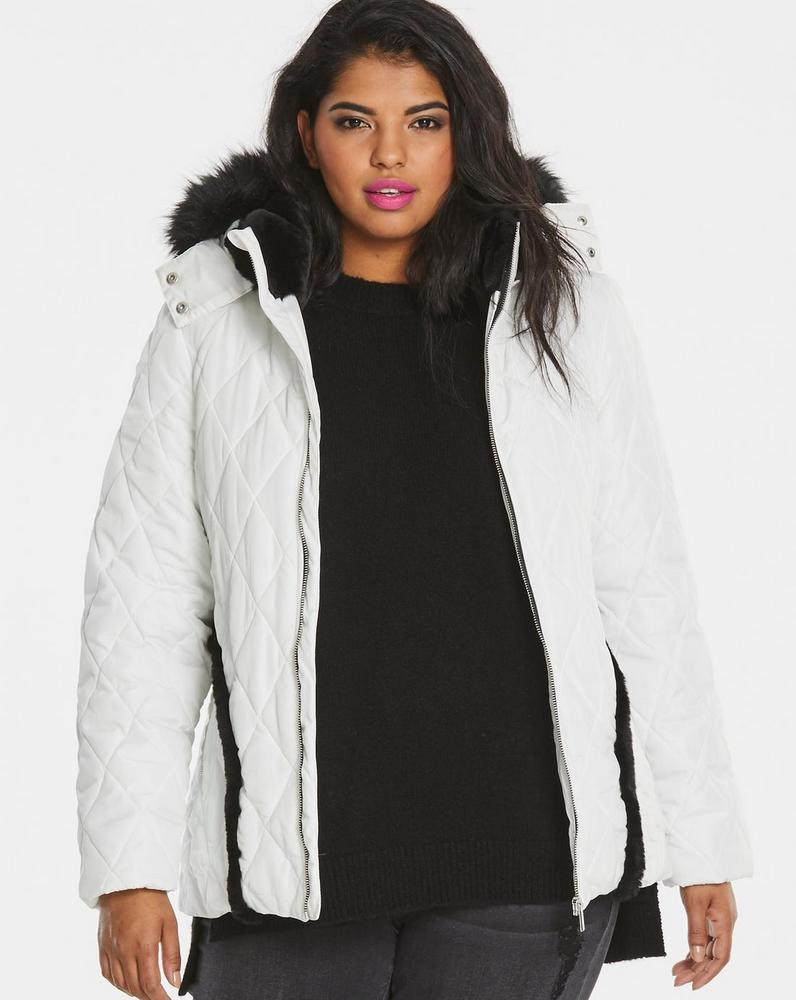 ba354c2b10a64 25 Must Rock Plus Size Puffer Coats- Premium Short Padded Jacket
