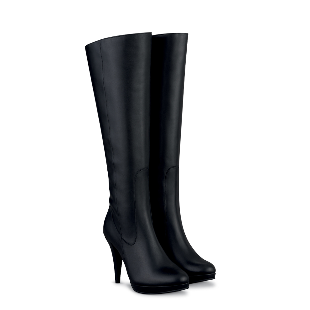 Wide Calf Boots: Duo Boots Laurel