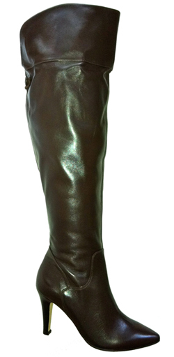 Wide Calf Boots: Ros Hommerson Shirley OTK Boot at WideWidths.com