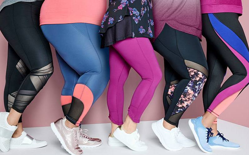 Plus Size Active wear