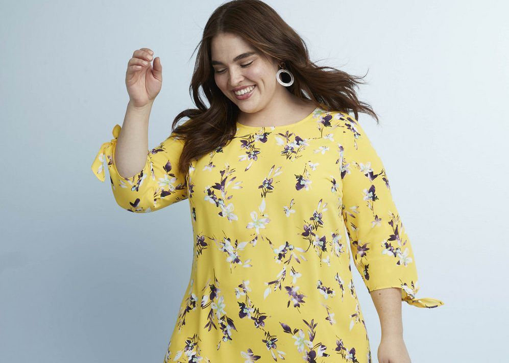 5961a7892b The Scoop: Kohl's Launches NEW Women's Plus Size Brand- EVRI!