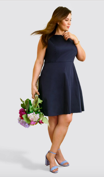 10ee52ec1d988 After a Successful Eloquii Collab, Draper James Launches Plus Sizes!
