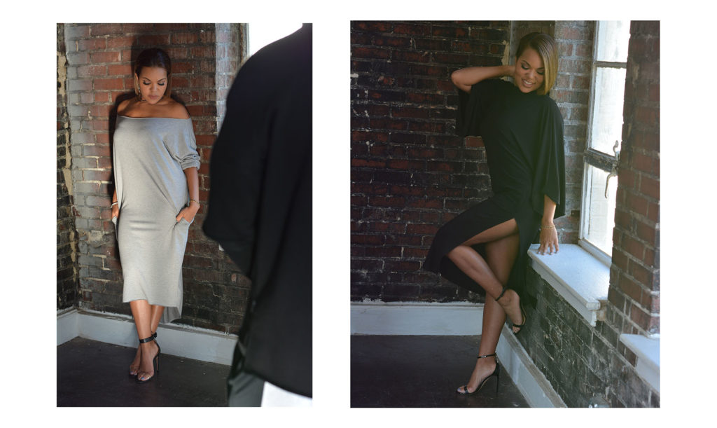 Atlanta Designer, Tracy Nicole debuts Simple by Tracy and includes plus sizes