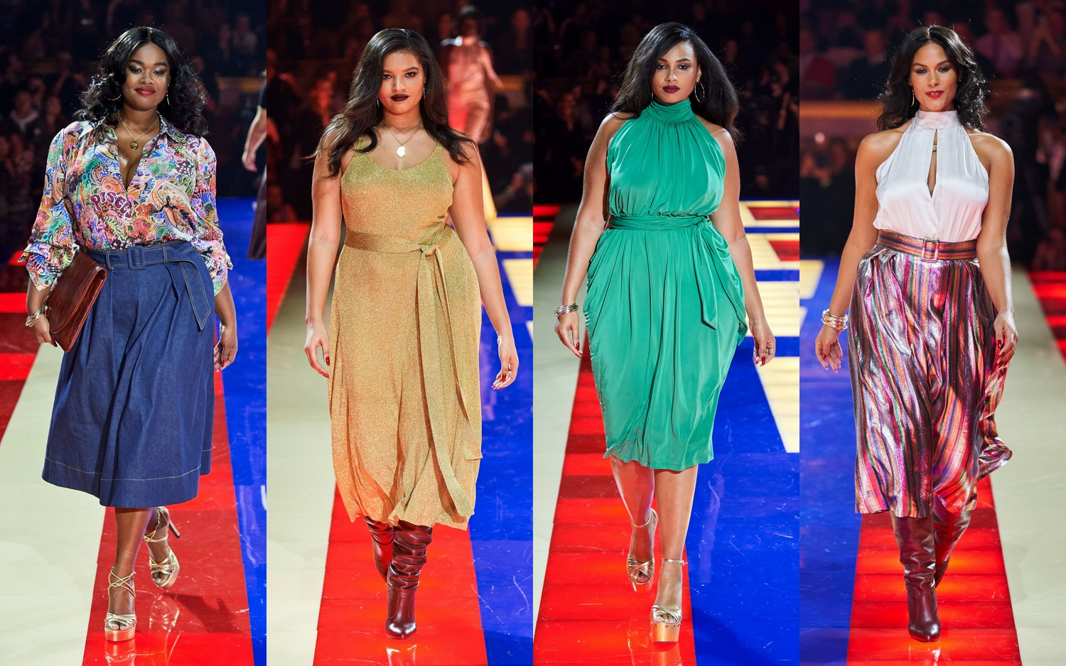 4a93df10f42 Zendaya x Tommy Hilfiger Collection in Plus Sizes aya x Tommy Hilfiger  Collection in Plus Sizes