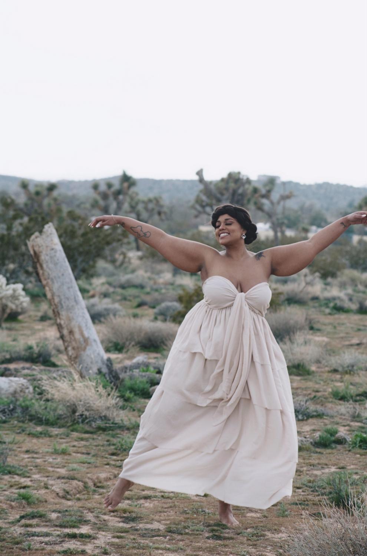 The Prettiest of Spring's Plus Size Dresses: Eternal Love Dress