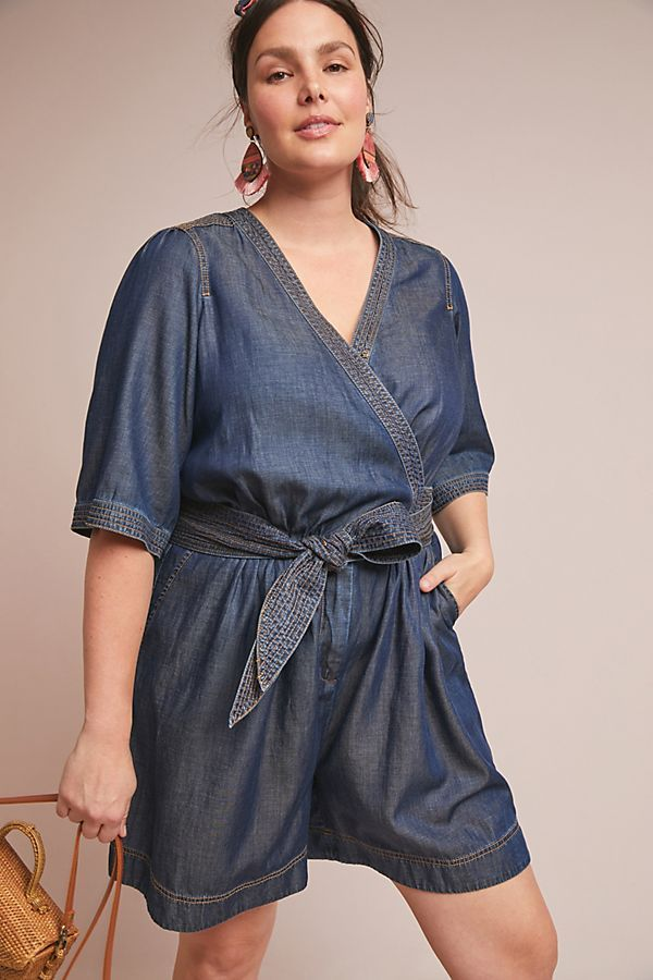 3a013ad3a369 10 pieces You ll Want from the Anthropologie Plus Size Line- A+