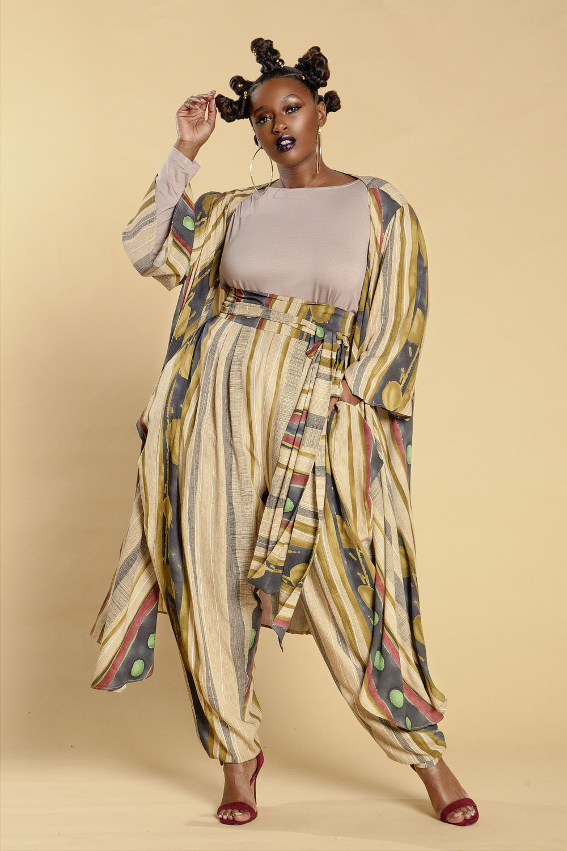 Plus Size Designer- Jibri Spring 2019