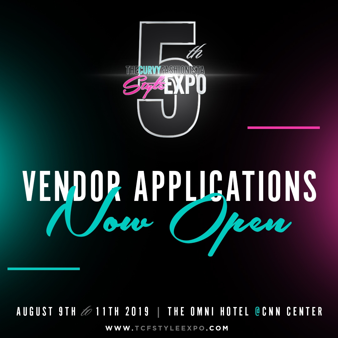 2019 TCFStyle Expo Vendor Applications