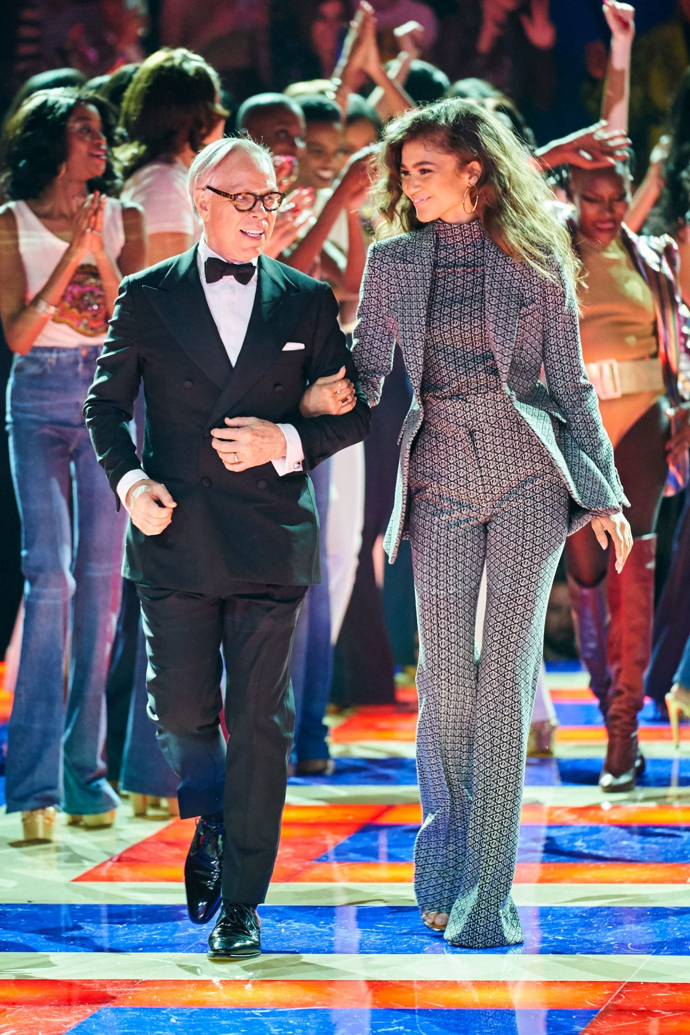 fc3a38f6891f3 Zendaya is truly giving plus size contemporary fashion a few more great  options! Zendaya x Tommy Hilfiger collection