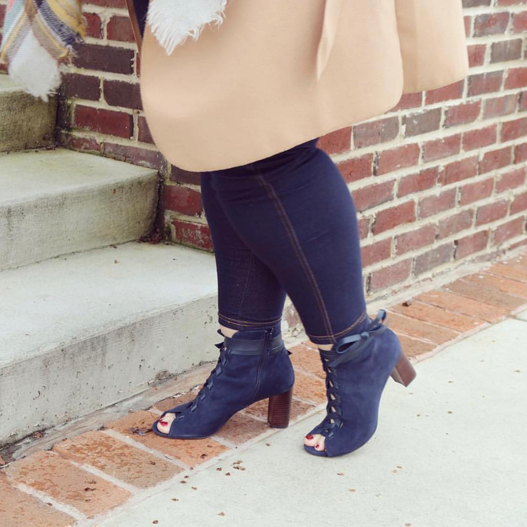 First Date Night Outfit booties