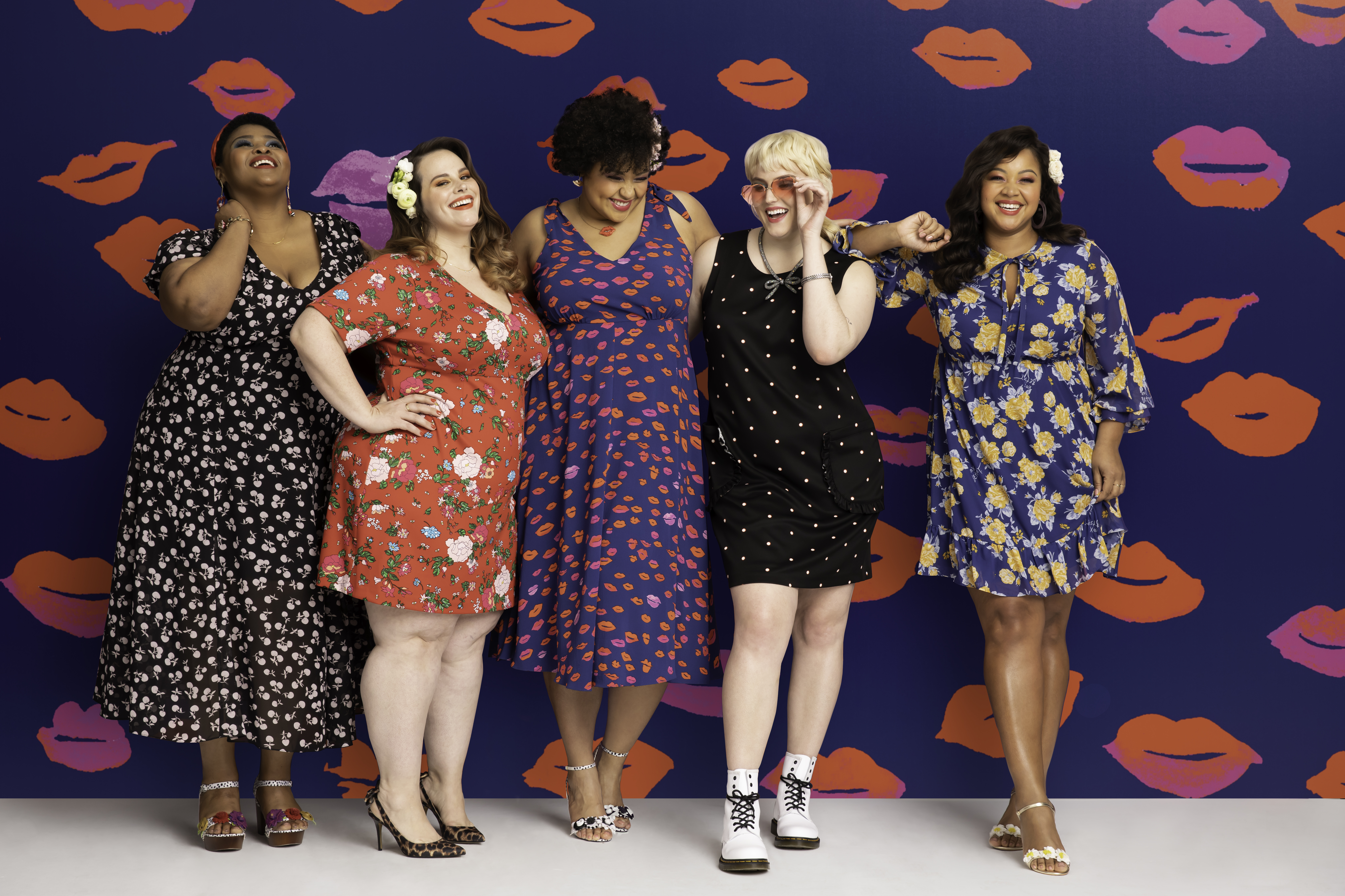 Inside the Betsey Johnson Plus Size Capsule Collection with Dia&Co