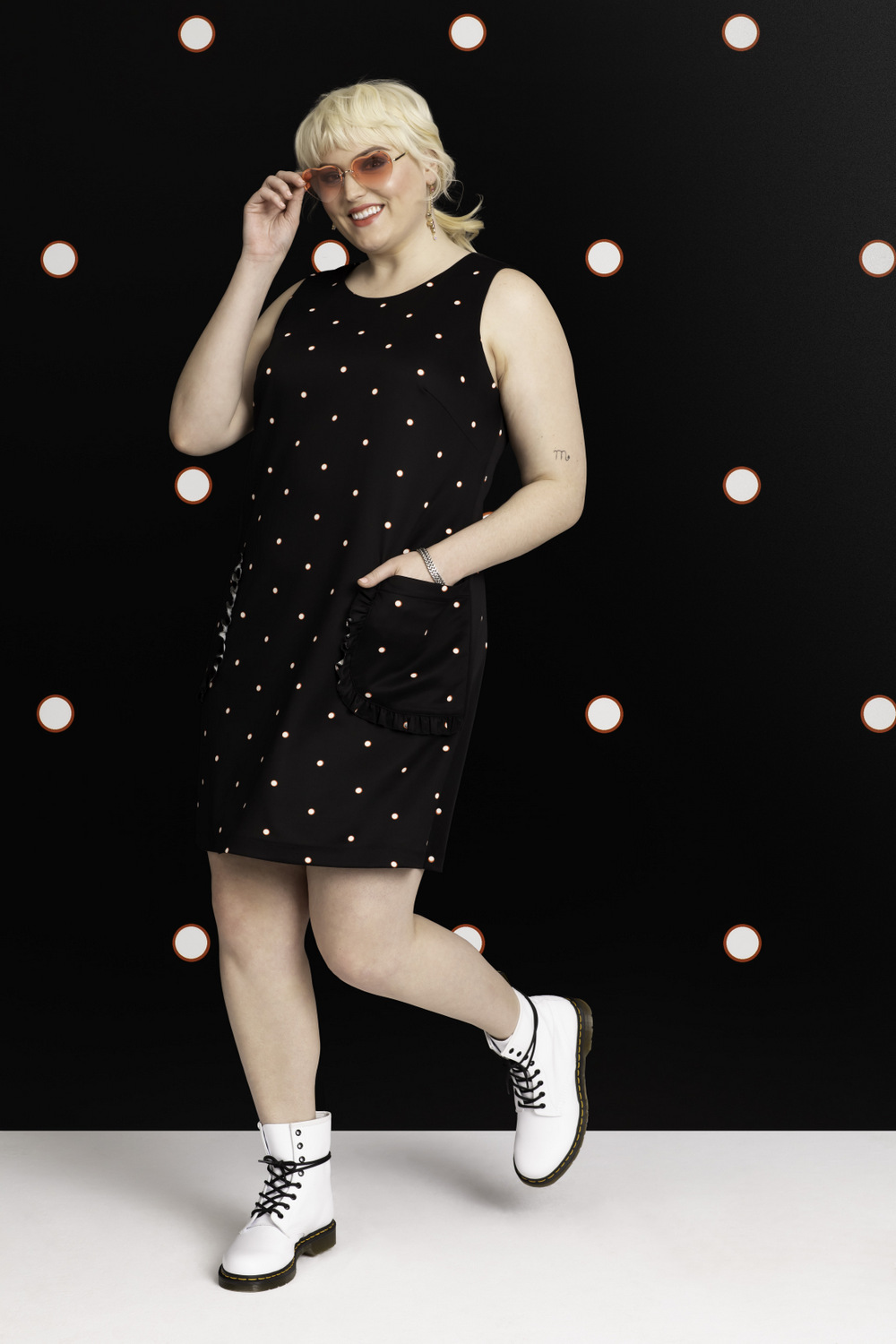 Betsey Johnson Plus Size Collection with Dia&Co