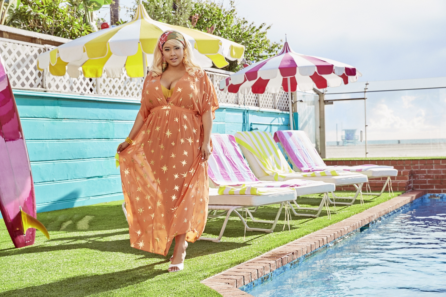 e61f1cf789d GabiFresh x Swimsuits for All Retro 2019 Plus Size Swimwear