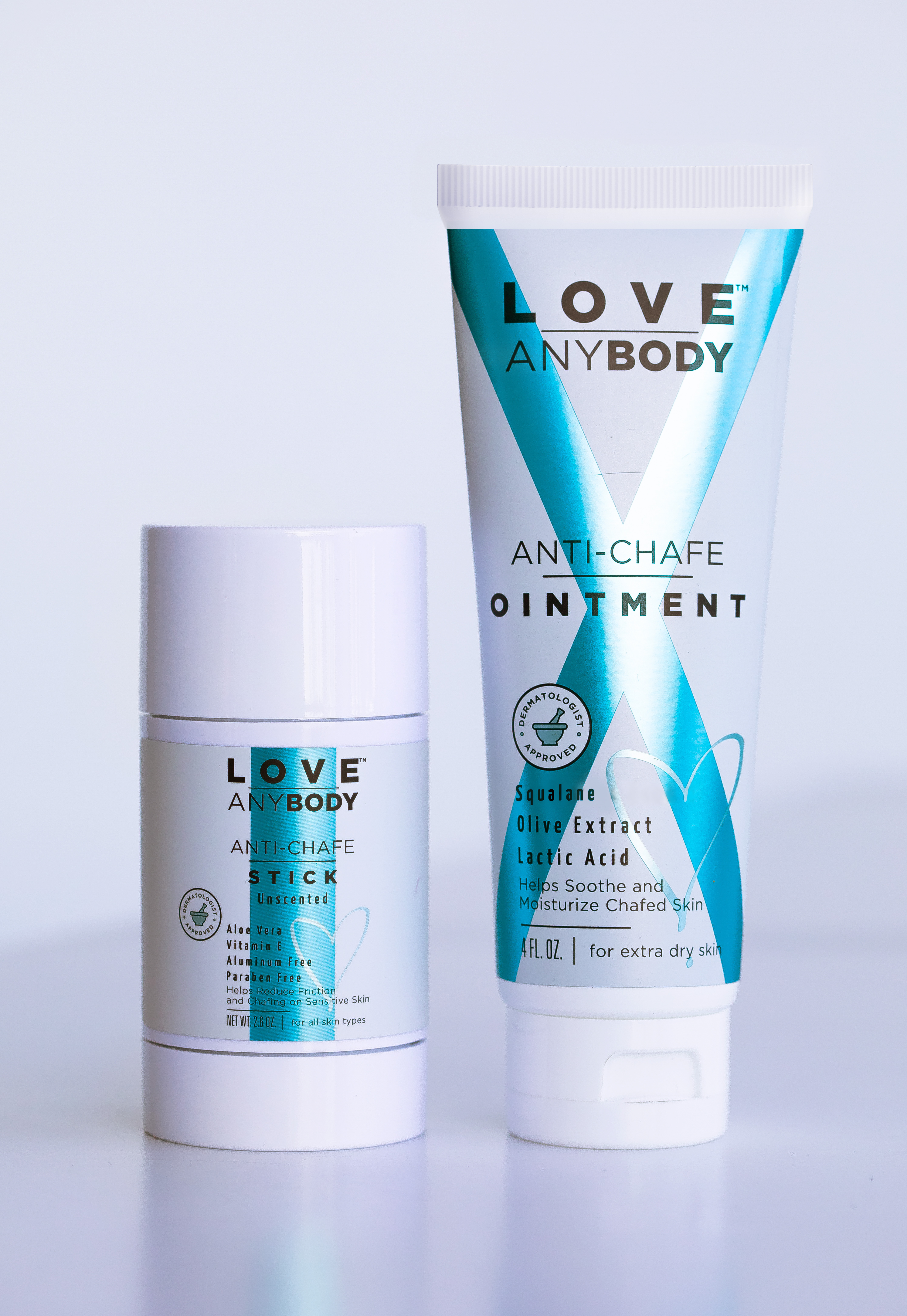 Loey Lane Launches Love AnyBody Products