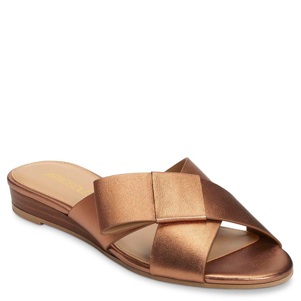 Orbit Flat Sandal from Aerosoles