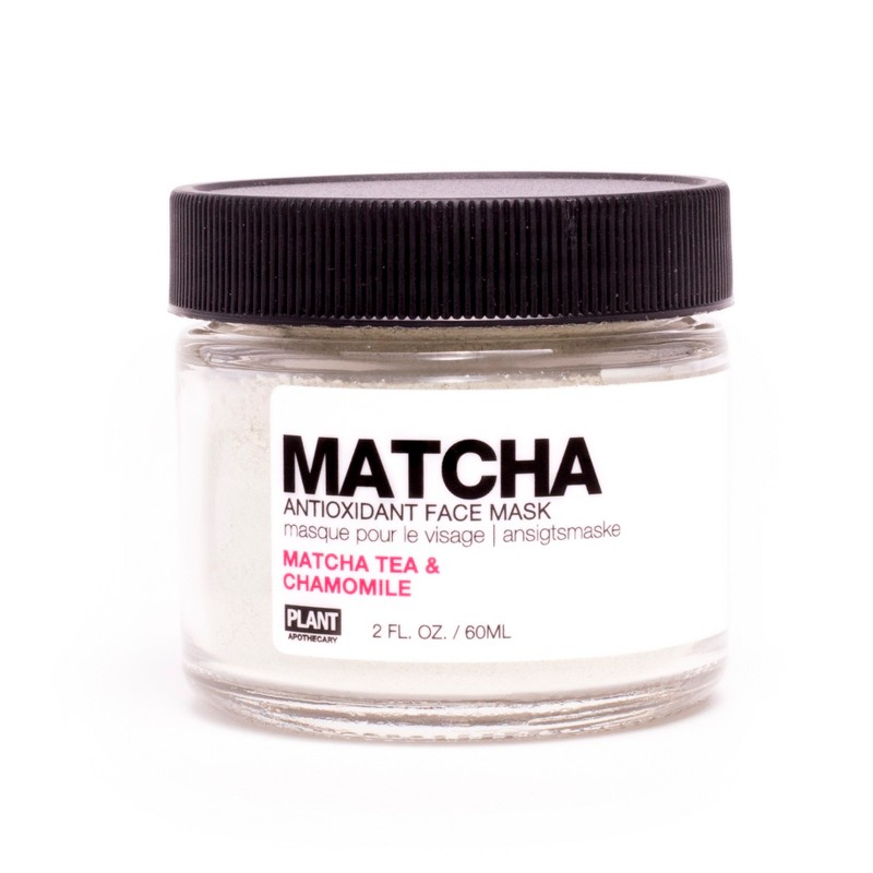 How to Wash off Stress at hone- PLANT Matcha Antioxidant Face Mask