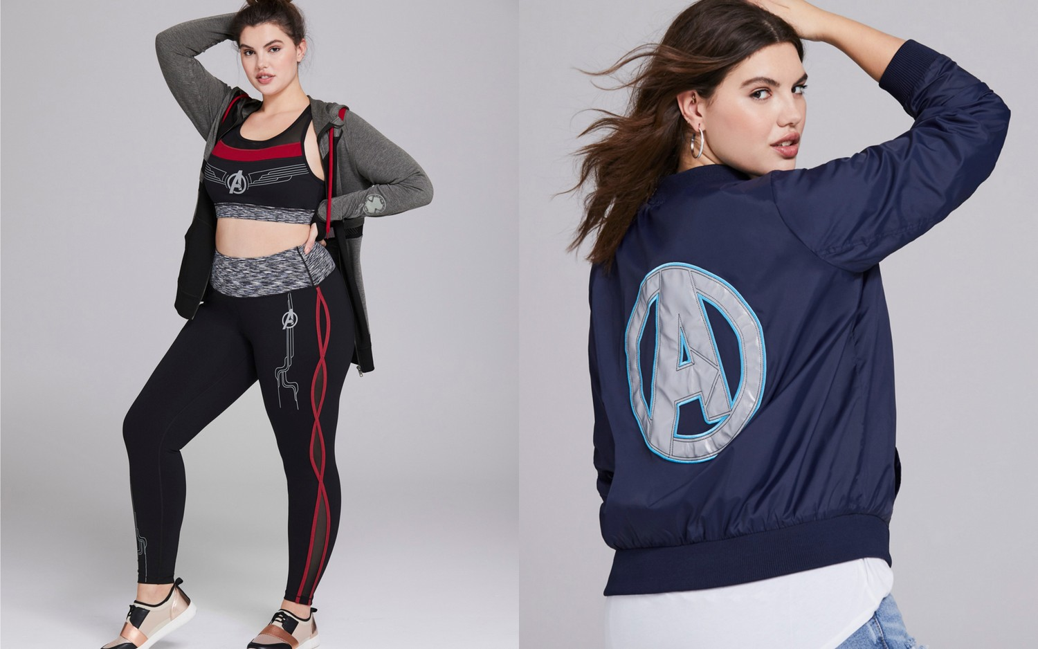 ec4aad932fe Watch the Avenger s Endgame in Style with Torrid s Avengers Collection!