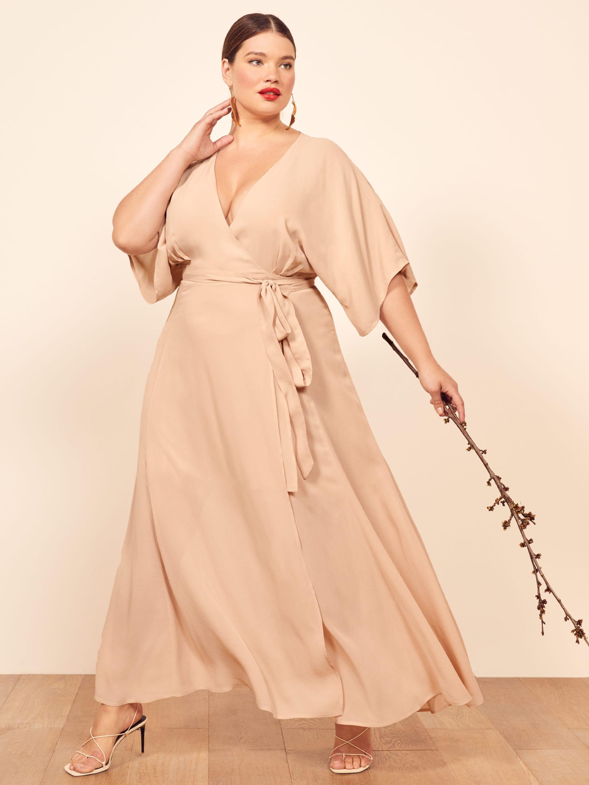 Reformation Plus SIze- Winslow Dress
