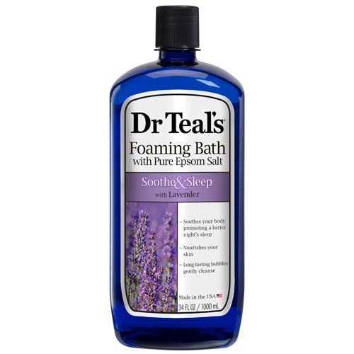 Dr Teal's Lavender Foam Bath