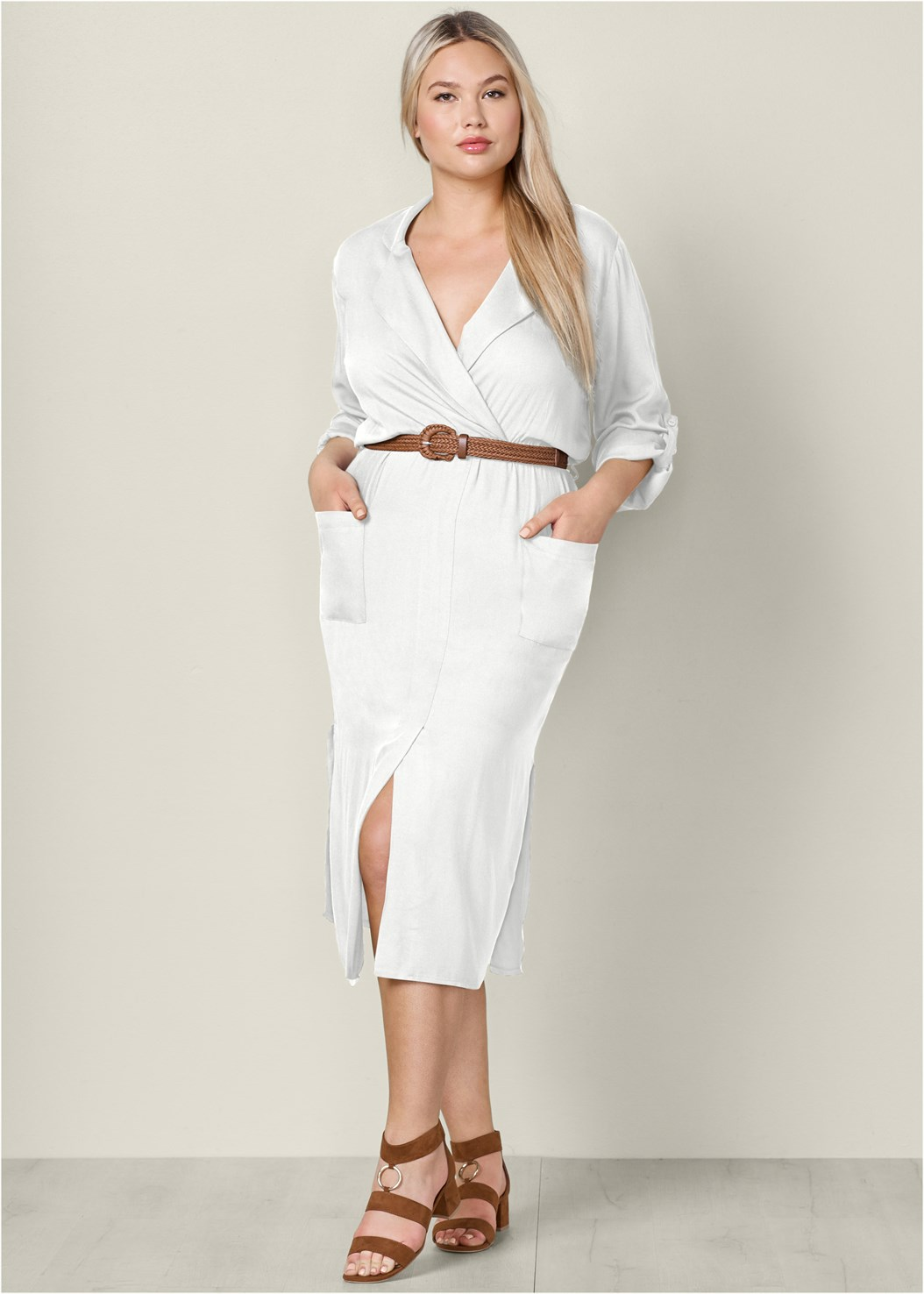 Venus Shirtdress