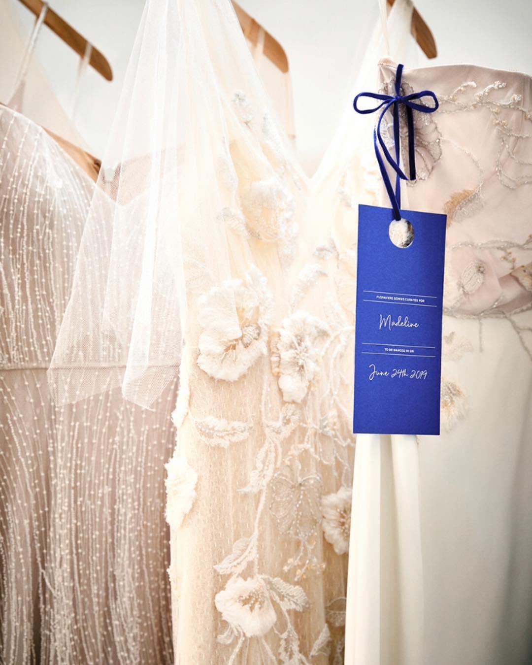 C._Bronte Floravere Modern Plus Size Bridal