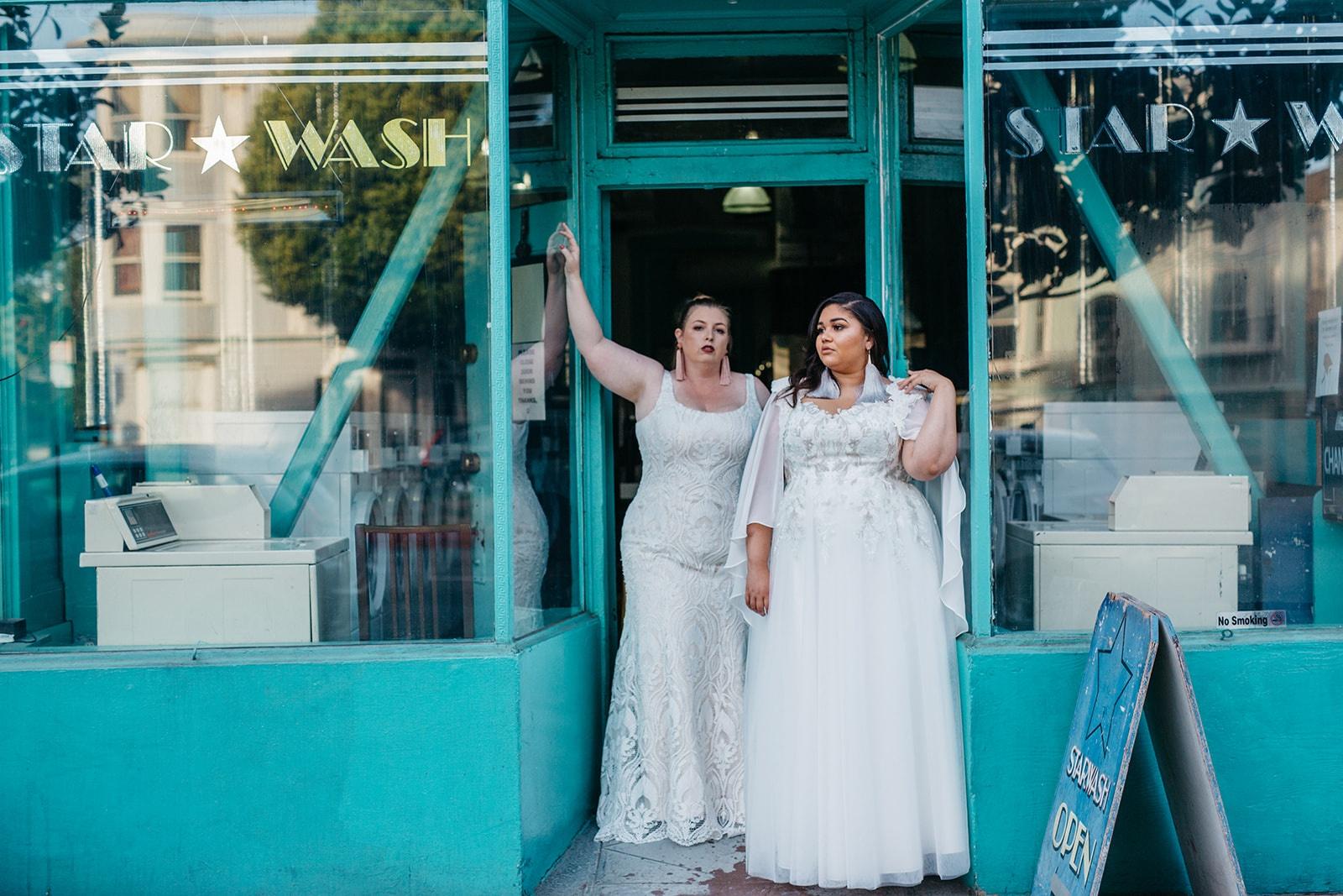 APW + Lace & Liberty Bridal Shoot